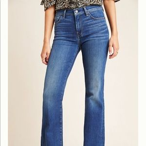 7 For All Mankind Dojo Mid-Rise Bootcut Jeans